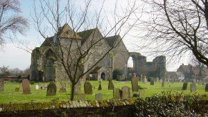 St Thomas' Church and churchyard Winchelsea