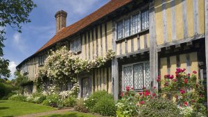 Smallhythe Place at Tenterden owned by The National Trust