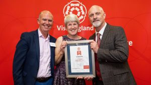VisitEngland Rose Award Winner 2019