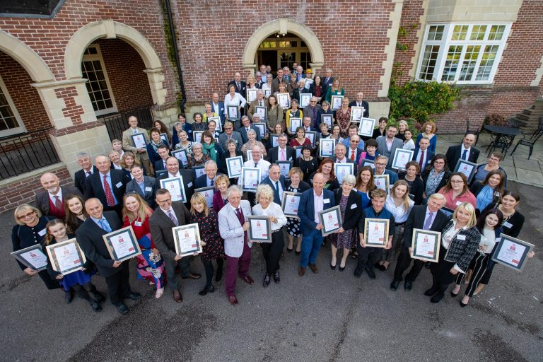 The 2019 VisitEngland Rose Award Winners
