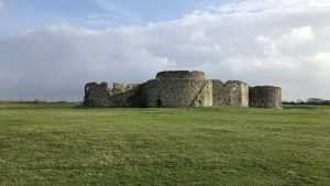 Camber Castle Walk