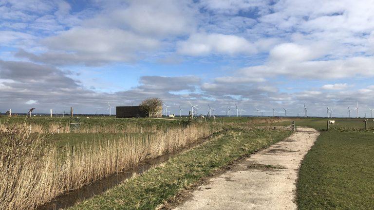 Farm Lane track