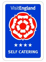 Our Camber Sands cottages hold VisitEngland 4 Star Awards