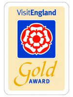 Our Camber Sands cottages have VisitEngland Gold Awards